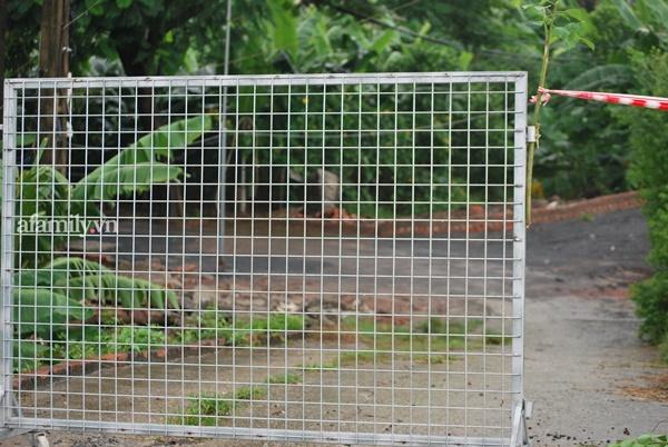 Hà Nội: Lập chốt kiểm soát lối vào nhà công nhân xây dựng tử vong vì tai nạn xét nghiệm dương tính SARS-CoV-2-4