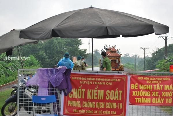 Hà Nội: Lập chốt kiểm soát lối vào nhà công nhân xây dựng tử vong vì tai nạn xét nghiệm dương tính SARS-CoV-2-1