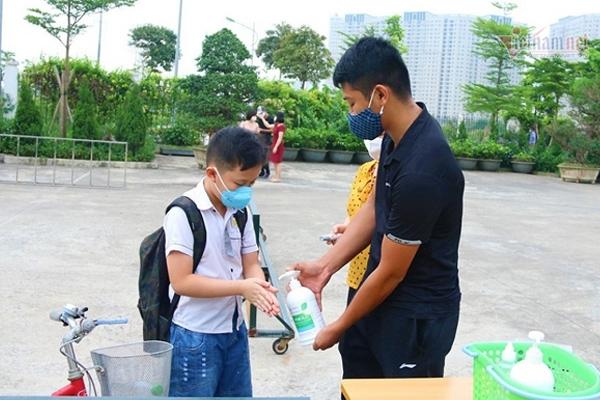 Hà Nội: Đã có kịch bản cho học sinh vùng xanh trở lại trường-1