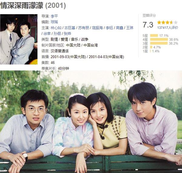Triệu Vy, Lâm Tâm Như bị xóa khỏi poster Tân dòng sông ly biệt-1
