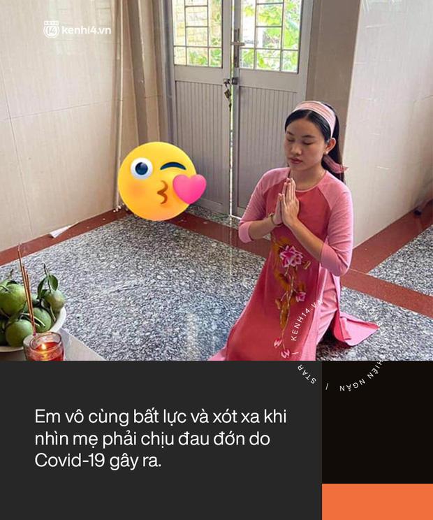 Phỏng vấn con gái Phi Nhung: Em có học bổng nhưng không thể khoe với mẹ, thấy mẹ đau đớn mà bất lực, xót xa-8