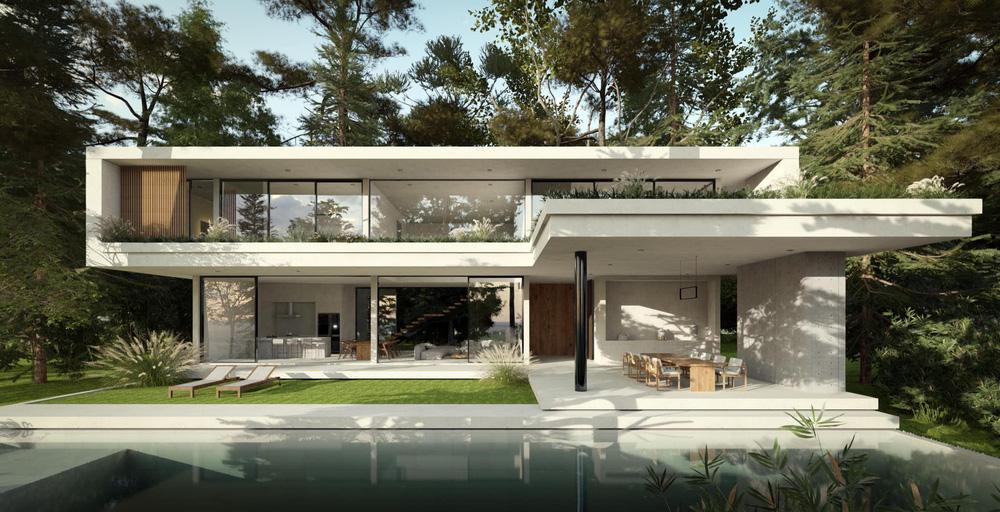 Phạm Băng Băng Việt Nam lấy đại gia Thái siêu giàu, khoe cận cảnh villa 230 tỷ nằm giữa rừng-1