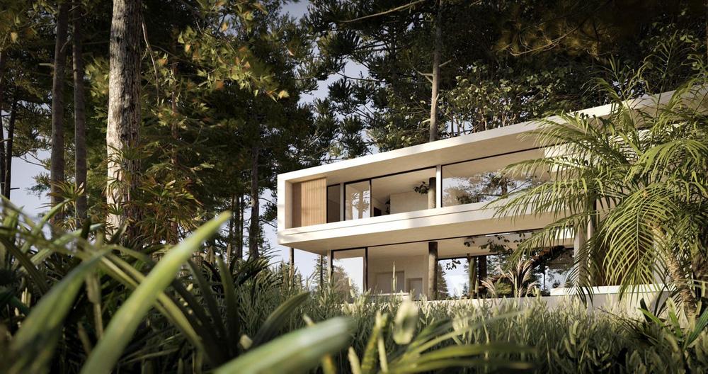 Phạm Băng Băng Việt Nam lấy đại gia Thái siêu giàu, khoe cận cảnh villa 230 tỷ nằm giữa rừng-3