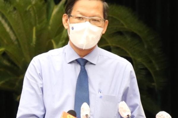 NÓNG: TP HCM kiến nghị Thủ tướng cho phép mở cửa theo quy định riêng-1