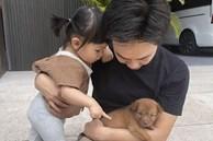 Cường Đô La vừa đón thêm thành viên mới bị bỏ rơi ngoài công viên, ái nữ Suchin mới 1 tuổi đã có 'em' rồi!
