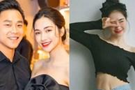 Ông xã Hòa Minzy có hành động gây chú ý sau khi vợ công khai hình ảnh bụng rạn hậu sinh con