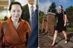 Bất ngờ với cuộc sống của 'Công chúa Huawei' khi còn bị giam ở Canada: Thoải mái ăn nhà hàng, sắm đồ hiệu