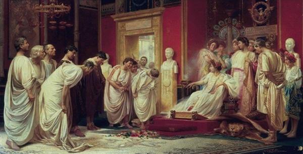 Lấy vua già bất lực, Hoàng hậu trẻ hàng đêm tiếp hàng chục đàn ông trong hậu cung trước khi nhận kết cục thảm thương-3