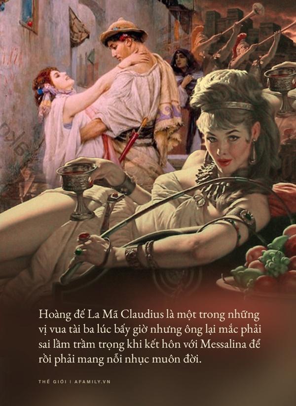 Lấy vua già bất lực, Hoàng hậu trẻ hàng đêm tiếp hàng chục đàn ông trong hậu cung trước khi nhận kết cục thảm thương-2