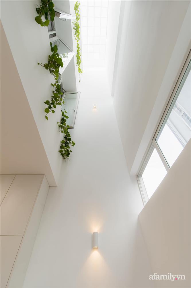 Căn nhà phố màu trắng gọn xinh ấm cúng của cặp vợ chồng trẻ Đà Nẵng có chi phí hoàn thiện 1,4 tỷ đồng-9