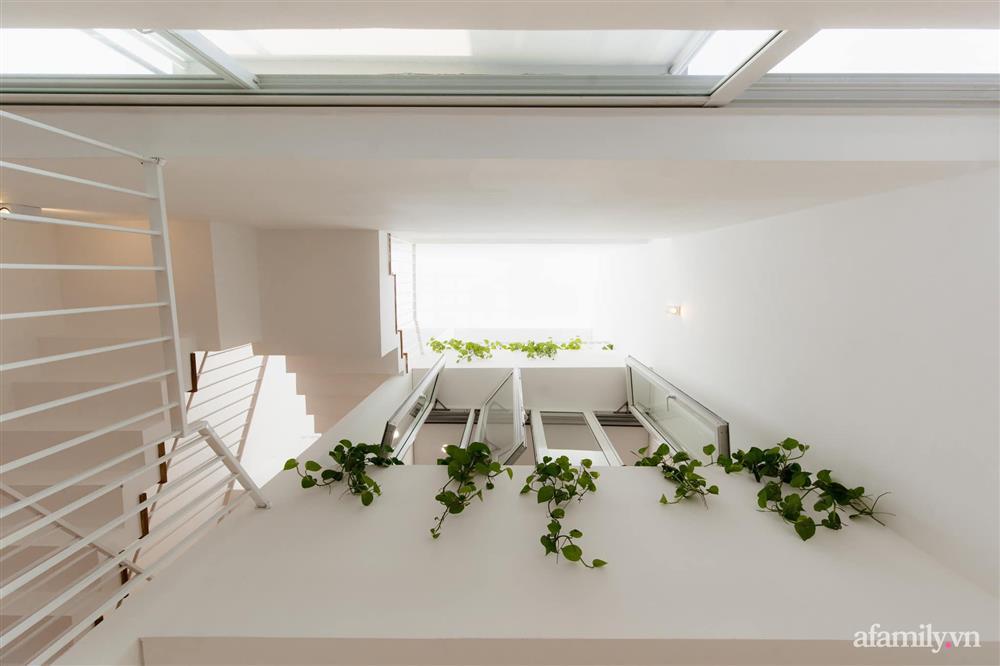 Căn nhà phố màu trắng gọn xinh ấm cúng của cặp vợ chồng trẻ Đà Nẵng có chi phí hoàn thiện 1,4 tỷ đồng-17