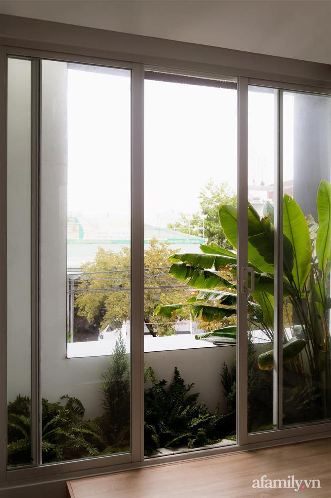 Căn nhà phố màu trắng gọn xinh ấm cúng của cặp vợ chồng trẻ Đà Nẵng có chi phí hoàn thiện 1,4 tỷ đồng-19