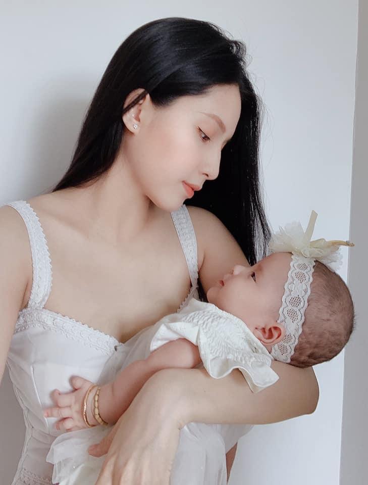 Bạn gái Jack tăng 17kg lúc bầu, cân nặng sau sinh thế nào mà ai nấy xuýt xoa-5