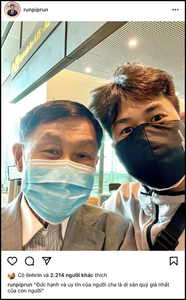 Trở về sau chuyến công tác ở Mỹ, Phillip Nguyễn tiết lộ về mối quan hệ hiện tại với bố là tỷ phú Johnathan Hạnh Nguyễn-1