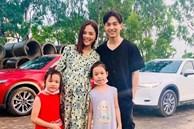 Hương vị tình thân: Sau clip Phương Oanh đi mua váy bầu, đến lượt ảnh Thy mang bụng bầu giả ở Ninh Bình được hé lộ