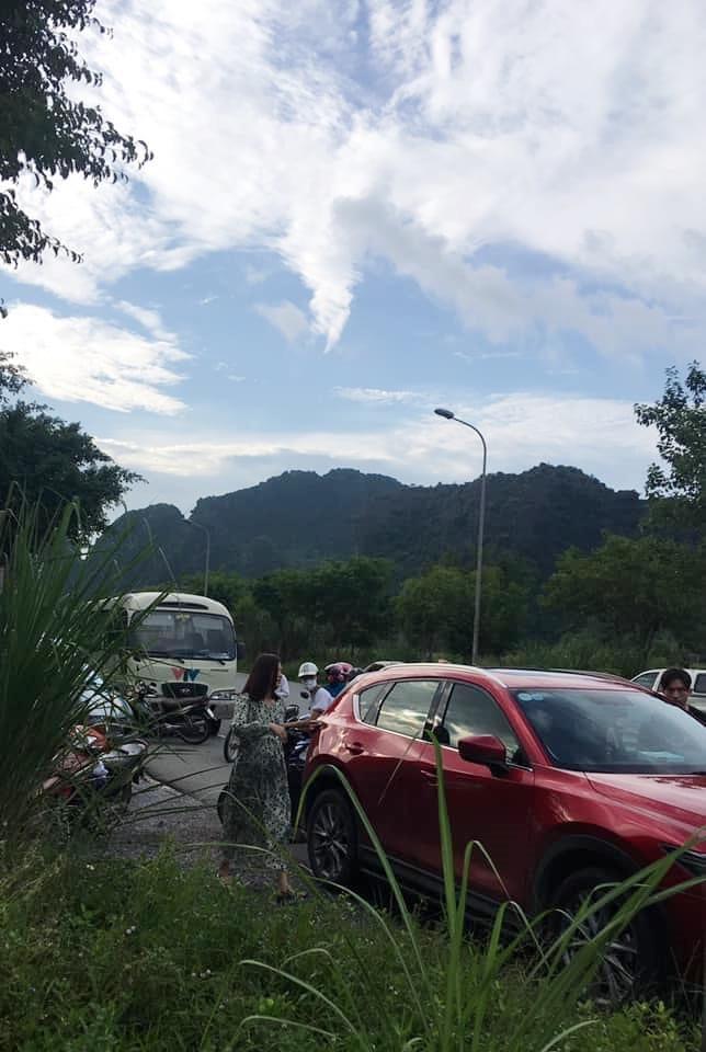 Hương vị tình thân: Sau clip Phương Oanh đi mua váy bầu, đến lượt ảnh Thy mang bụng bầu giả ở Ninh Bình được hé lộ-3