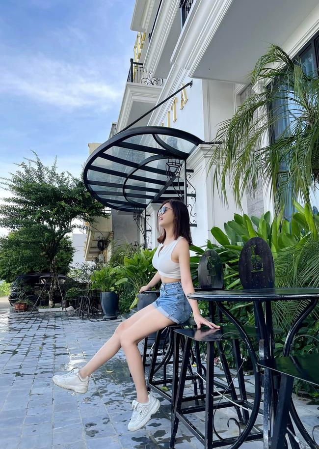 Hương vị tình thân: Sau clip Phương Oanh đi mua váy bầu, đến lượt ảnh Thy mang bụng bầu giả ở Ninh Bình được hé lộ-5