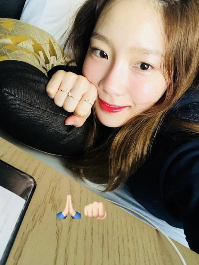 Taeyeon SNSD bật mí cách sở hữu làm da như em bé ở tuổi 32-1