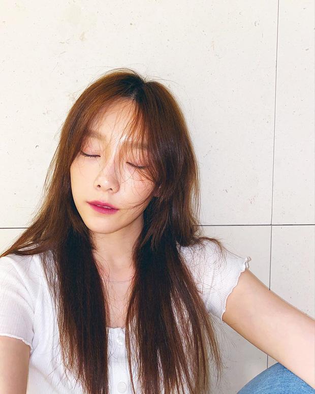 Taeyeon SNSD bật mí cách sở hữu làm da như em bé ở tuổi 32-4