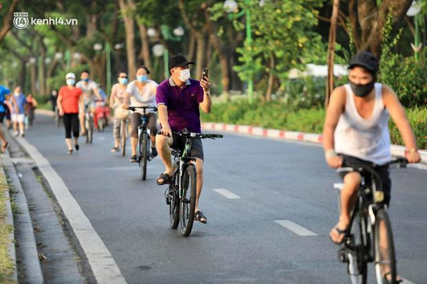 Hoả tốc: Từ ngày 28/9, Hà Nội cho phép người dân tập thể dục, mở cửa TTTM, shop thời trang, mỹ phẩm-1