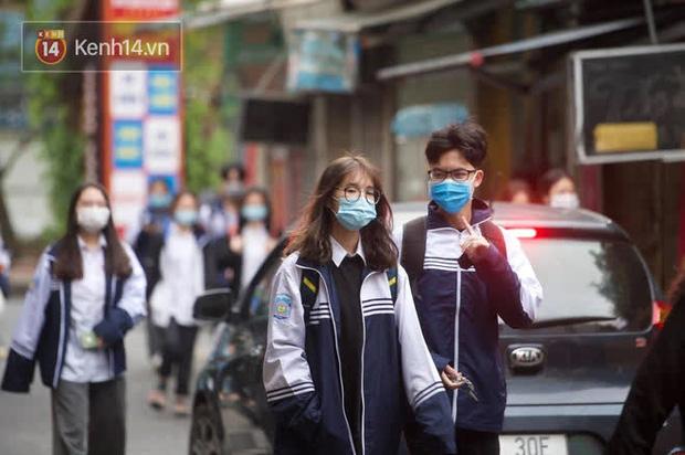 Sở GD&ĐT Hà Nội ra thông báo mới nhất về việc đi học của học sinh-1