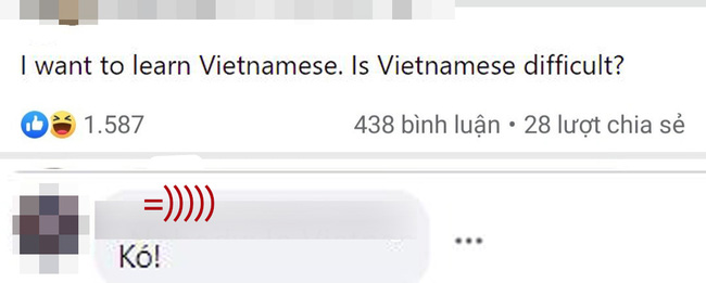 Anh Tây hỏi Học Tiếng Việt có khó không?, thanh niên nọ nói đúng 1 từ mà ai cũng can: Thôi, tha cho người ta!-1
