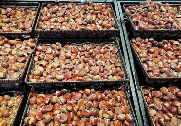 Khi mua hạt dẻ nên chọn hạt tròn hay dẹt? Mách bạn cách bảo quản hạt dẻ, để cả năm vẫn tươi và không bị hôi-1