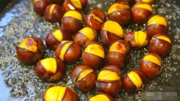 Khi mua hạt dẻ nên chọn hạt tròn hay dẹt? Mách bạn cách bảo quản hạt dẻ, để cả năm vẫn tươi và không bị hôi-10