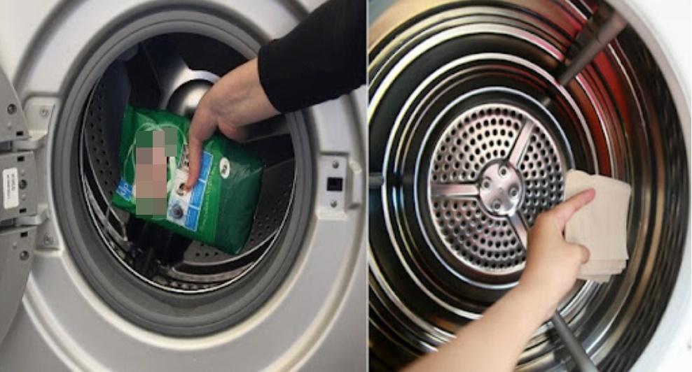 Bí quyết vệ sinh máy giặt lồng đứng tại nhà không cần tốn tiền gọi thợ-1