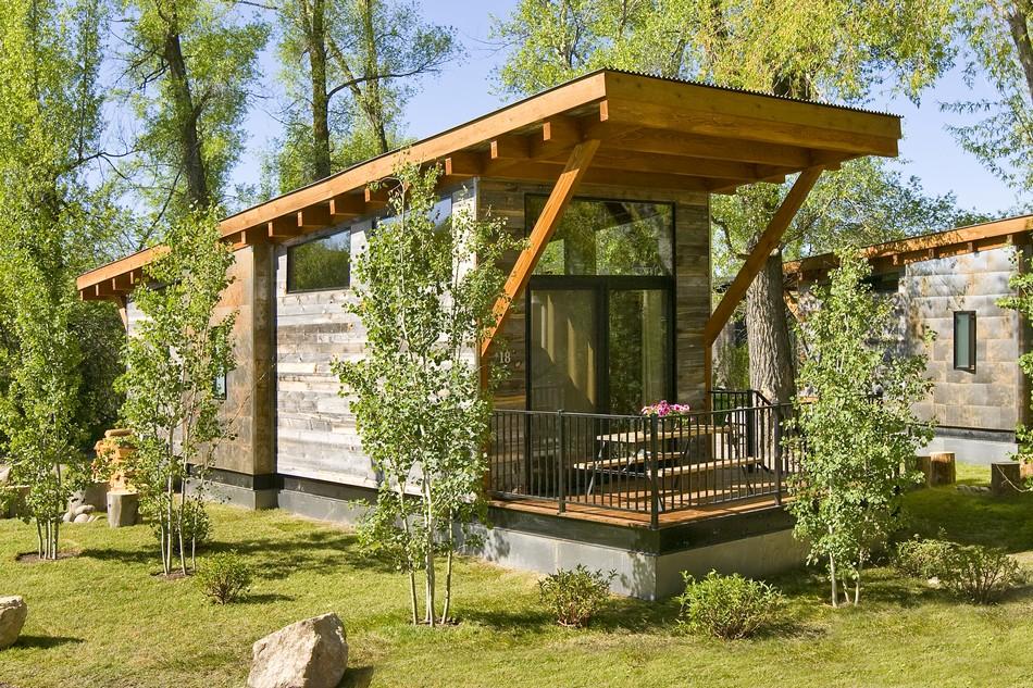 Những ngôi nhà gỗ đẹp mắt và thân thiện với môi trường cho bạn không gian sống cân bằng, bình yên-5