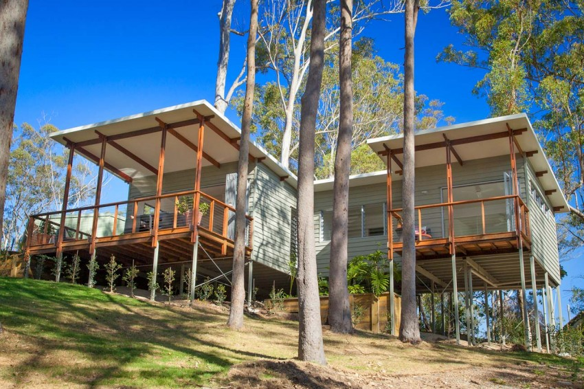 Những ngôi nhà gỗ đẹp mắt và thân thiện với môi trường cho bạn không gian sống cân bằng, bình yên-6