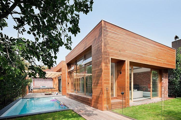 Những ngôi nhà gỗ đẹp mắt và thân thiện với môi trường cho bạn không gian sống cân bằng, bình yên-27