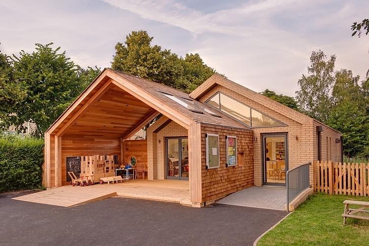 Những ngôi nhà gỗ đẹp mắt và thân thiện với môi trường cho bạn không gian sống cân bằng, bình yên-35