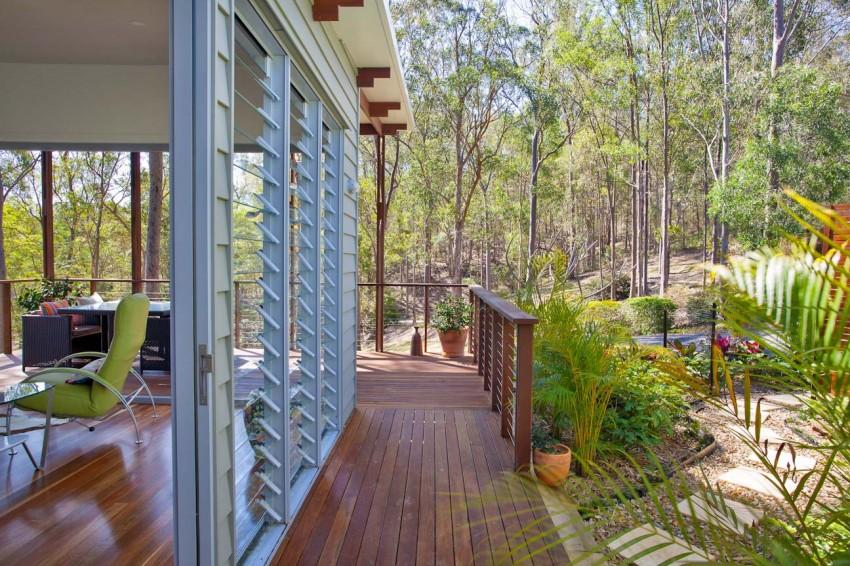 Những ngôi nhà gỗ đẹp mắt và thân thiện với môi trường cho bạn không gian sống cân bằng, bình yên-7