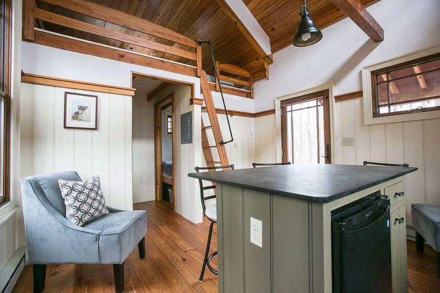 Những ngôi nhà gỗ đẹp mắt và thân thiện với môi trường cho bạn không gian sống cân bằng, bình yên-16