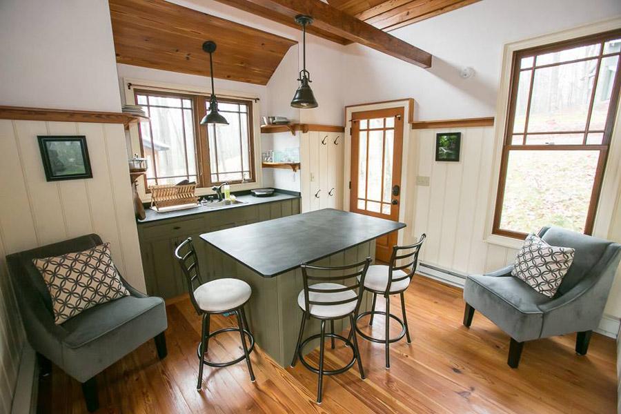 Những ngôi nhà gỗ đẹp mắt và thân thiện với môi trường cho bạn không gian sống cân bằng, bình yên-17