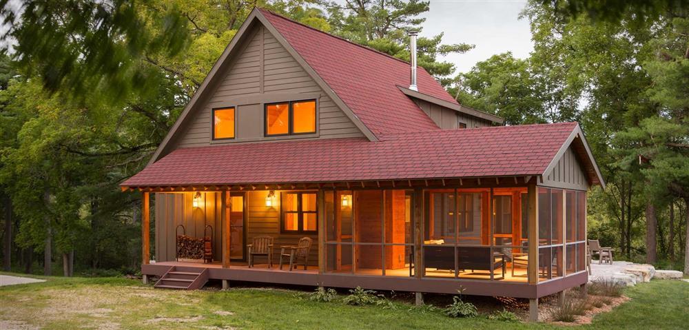 Những ngôi nhà gỗ đẹp mắt và thân thiện với môi trường cho bạn không gian sống cân bằng, bình yên-18