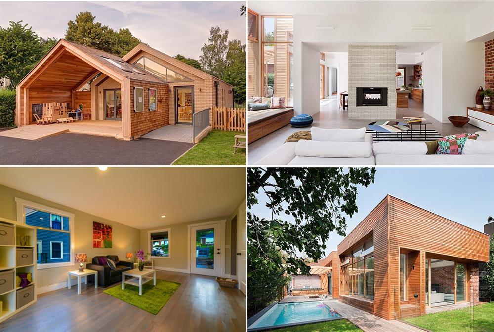 Những ngôi nhà gỗ đẹp mắt và thân thiện với môi trường cho bạn không gian sống cân bằng, bình yên-1