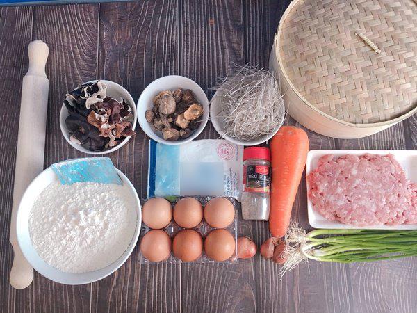 Học cáchlàm bánh bao nhân thịt thơm ngon, hấp dẫn, cả nhà có món ăn sáng nhanh gọn mà vẫn đầy đủ dưỡng chất-1