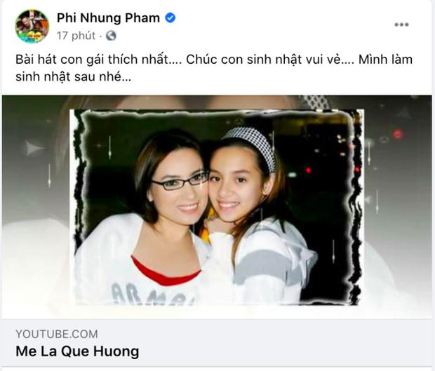 Xót xa lời hứa trước khi qua đời của cố ca sĩ Phi Nhung dành cho con gái ruột đang làm y tá ở Mỹ-1
