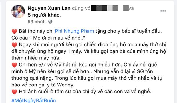 Ca sĩ Phi Nhung có tâm nguyện đặc biệt dành cho 23 con nuôi nhưng chưa thành, Xuân Lan tiết lộ tin nhắn quá đau lòng!-1