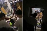 2 nữ sinh la hét thất thanh giữa đêm trong ký túc xá nam, mọi người kéo đến nơi chứng kiến cảnh tượng sốc và gây tranh cãi lớn