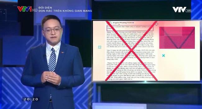 Loạt sao Việt tiếp tục bị điểm danh trên VTV vì đưa tin gây hoang mang, phát ngôn vô văn hóa-2