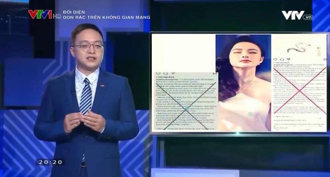 Loạt sao Việt tiếp tục bị điểm danh trên VTV vì đưa tin gây hoang mang, phát ngôn vô văn hóa-1