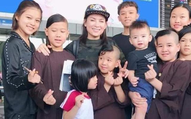 Doanh nhân Hoàng Kiều nói lý do muốn nuôi 23 người con của cố nghệ sĩ Phi Nhung-1