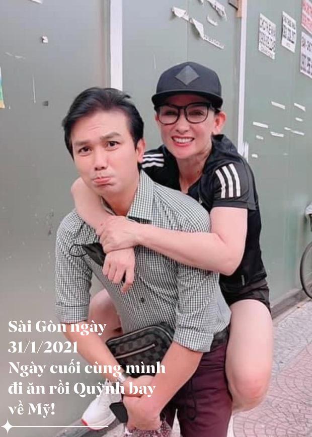 Phi Nhung mất, Mạnh Quỳnh nghẹn ngào: Quỳnh đã không còn nước mắt để tiễn Nhung đi-2