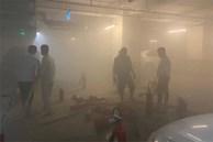 Hà Nội: Cháy ô tô trong hầm để xe chung cư cao cấp, cư dân náo loạn vì hệ thống báo cháy không hoạt động