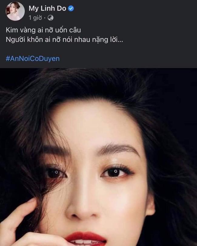 Dàn Hoa hậu Việt bất ngờ đồng loạt phản ứng cực thâm thúy sau khi bị một nhân vật nổi tiếng mỉa mai nặng lời-1