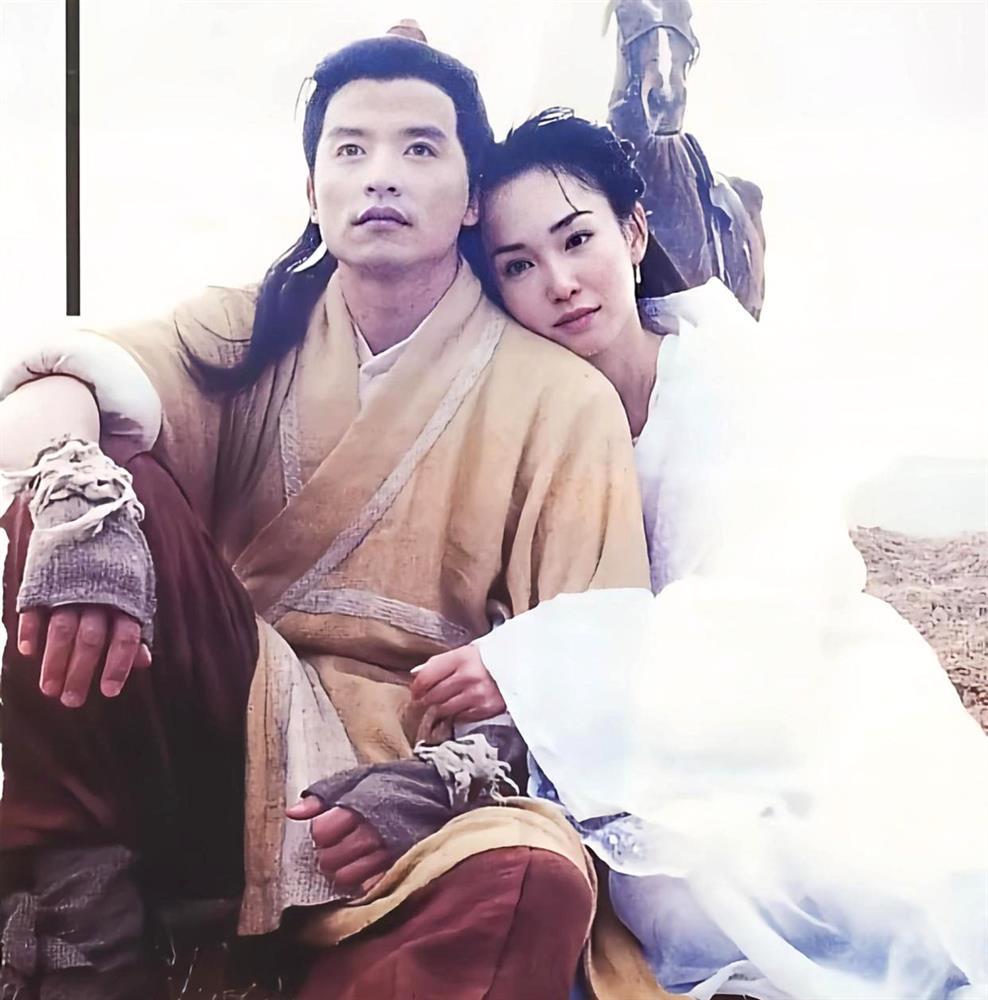 Tiểu Long Nữ - Dương Quá đẹp nhất showbiz: Kết hôn ngoài đời, chàng tù tội nàng vẫn không bỏ rơi-1