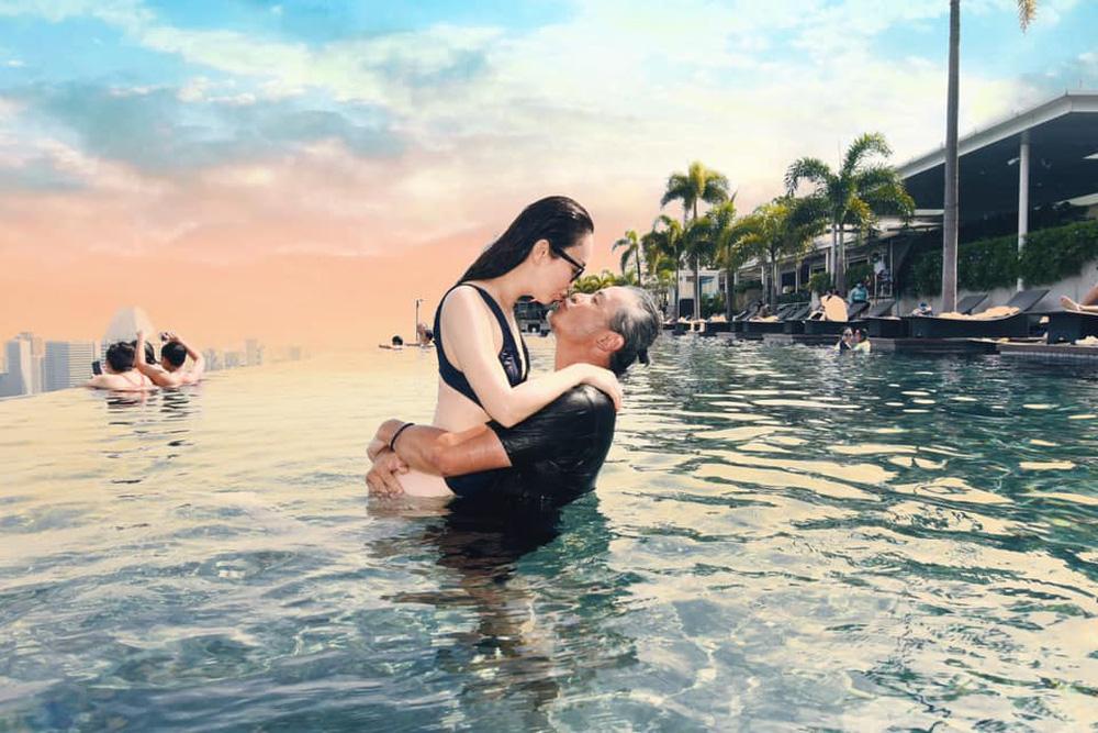 Tiểu Long Nữ - Dương Quá đẹp nhất showbiz: Kết hôn ngoài đời, chàng tù tội nàng vẫn không bỏ rơi-9